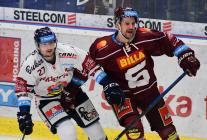 Rastislav Dej - Generali play off, 1. předkolo, Po 11.3.2019, HC VÍTKOVICE RIDEARA - HC Sparta Praha. Foto: Petr Kotala