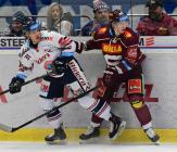 Tomáš Guman - Generali play off, 1. předkolo, Po 11.3.2019, HC VÍTKOVICE RIDEARA - HC Sparta Praha. Foto: Petr Kotala