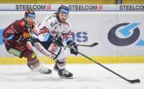Peter Trška - Generali play off, 1. předkolo, Po 11.3.2019, HC VÍTKOVICE RIDEARA - HC Sparta Praha. Foto: Petr Kotala