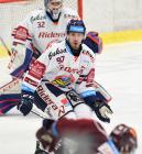 Josef Hrabal - Generali play off, 1. předkolo, Po 11.3.2019, HC VÍTKOVICE RIDEARA - HC Sparta Praha. Foto: Petr Kotala