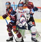 Jan Piskáček, Rostislav Olesz - Generali play off, 1. předkolo, Po 11.3.2019, HC VÍTKOVICE RIDEARA - HC Sparta Praha. Foto: Petr Kotala