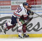 Jakub Lev - Generali play off, 2. předkolo, Út 12.3.2019, HC VÍTKOVICE RIDEARA - HC Sparta Praha. Foto: Petr Kotala