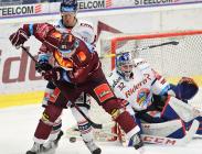 Daniel Krenželok, Lukáš Klimek - Generali play off, 2. předkolo, Út 12.3.2019, HC VÍTKOVICE RIDEARA - HC Sparta Praha. Foto: Petr Kotala