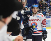 David Květoň - Generali play off, 2. předkolo, Út 12.3.2019, HC VÍTKOVICE RIDEARA - HC Sparta Praha. Foto: Petr Kotala