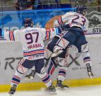 Josef Hrabal, Ondřej Roman - Generali play off, 2. předkolo, Út 12.3.2019, HC VÍTKOVICE RIDEARA - HC Sparta Praha. Foto: Petr Kotala