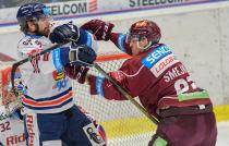 Mrázek Jaroslav, Jiří Smejkal - Generali play off, 2. předkolo, Út 12.3.2019, HC VÍTKOVICE RIDEARA - HC Sparta Praha. Foto: Petr Kotala