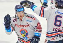 David Květoň, Peter Trška - Generali play off, 2. předkolo, Út 12.3.2019, HC VÍTKOVICE RIDEARA - HC Sparta Praha. Foto: Petr Kotala