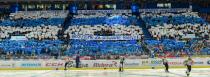 Čtvrtfinále play off hokejové extraligy - 3. zápas: HC Vítkovice Ridera - HC Oceláři Třinec, 24. března 2019 v Ostravě. Foto: Petr Kotala