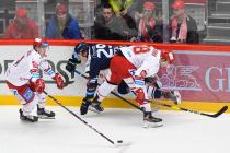 Frenk Razgals - 20. kolo Tipsport Extraligy HC Oceláři Třinec - HC VÍTKOVICE RIDERA , 21. listopadu 2019 v Třinci.