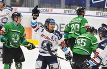 Dominik Lakatoš - 49. kolo HC VÍTKOVICE RIDERA - BK Mladá Boleslav, 28. února 2020 v Ostravě.