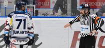 Roberts Bukarts - 23. kolo Tipsport Extraligy HC VÍTKOVICE RIDERA - BK Mladá Boleslav, 28. listopadu 2019 v Ostravě.