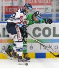 Patrik Zdráhal a Marek Hrbas - 23. kolo Tipsport Extraligy HC VÍTKOVICE RIDERA - BK Mladá Boleslav, 28. listopadu 2019 v Ostravě.