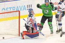 Daniel Dolejš - 23. kolo Tipsport Extraligy HC VÍTKOVICE RIDERA - BK Mladá Boleslav, 28. listopadu 2019 v Ostravě.