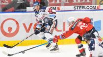 Alexandre Mallet - 19. kolo Tipsport Extraligy HC VÍTKOVICE RIDERA - HC DYNAMO PARDUBICE, 17. listopadu 2019 v Ostravě.