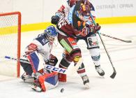 Daniel Dolejš a David Tomášek - 9. kolo Tipsport Extraligy HC VÍTKOVICE RIDERA - HC Sparta Praha, 11. října 2019 v Ostravě.