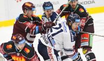 Alexandre Mallet - 9. kolo Tipsport Extraligy HC VÍTKOVICE RIDERA - HC Sparta Praha, 11. října 2019 v Ostravě.