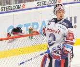 Daniel Dolejš - 22. kolo Tipsport Extraligy HC VÍTKOVICE RIDERA - HC Sparta Praha, 27. listopadu 2019 v Ostravě.
