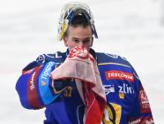 Daniel Huf - 15. kolo Tipsport Extraligy HC VÍTKOVICE RIDERA - PSG Berani Zlín, 29. října 2019 v Ostravě.
