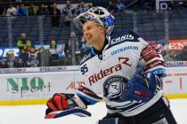 Miroslav Svoboda - 15. kolo Tipsport Extraligy HC VÍTKOVICE RIDERA - PSG Berani Zlín, 29. října 2019 v Ostravě.