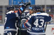 33. kolo Tipsport Extraligy HC VÍTKOVICE RIDERA - BK Mladá Boleslav, 8. ledna 2021 v Ostravě.