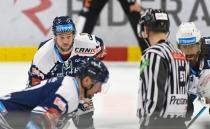 Vladimír Svačina z Vítkovic - 5. předkolo Generali Česká pojišťovna play off HC VÍTKOVICE RIDERA - HC kometa Brno, 16. března 2021 v Ostravě.