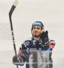 Dominik Lakatoš z Vítkovic - 5. předkolo Generali Česká pojišťovna play off HC VÍTKOVICE RIDERA - HC kometa Brno, 16. března 2021 v Ostravě.