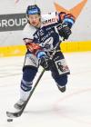 Alexandre Mallet z Vítkovic - 26. kolo Tipsport Extraligy HC VÍTKOVICE RIDERA - Bílí Tygři Liberec, 5. ledna 2021 v Ostravě.