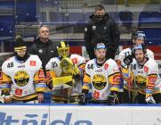 40. kolo Tipsport Extraligy HC VÍTKOVICE RIDERA - HC VERVA Litvínov, 29. ledna 2021 v Ostravě.