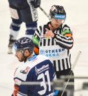 Dominik Lakatoš z Ostravy - 19. kolo Tipsport Extraligy HC VÍTKOVICE RIDERA - MADETA MOTOR České Budějovice, 20. listopadu 2020 v Ostravě.