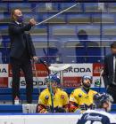 Asistent trenéra Madety Václav Prospal - 19. kolo Tipsport Extraligy HC VÍTKOVICE RIDERA - MADETA MOTOR České Budějovice, 20. listopadu 2020 v Ostravě.