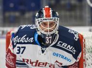 Daniel Dolejš z HC VÍTKOVICE RIDERA - Přípravné utkání  HC VÍTKOVICE RIDERA - HC Olomouc, 10. září 2020, Ostravar aréna.