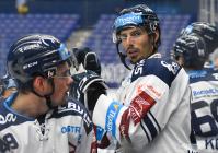 Tomáš Kubalík z HC VÍTKOVICE RIDERA - Přípravné utkání  HC VÍTKOVICE RIDERA - HC Olomouc, 10. září 2020, Ostravar aréna.