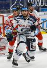 Rastislav Dej z HC VÍTKOVICE RIDERA - Přípravné utkání  HC VÍTKOVICE RIDERA - HC Olomouc, 10. září 2020, Ostravar aréna.