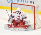 Branislav Konrád z HC Olomouc - 38. kolo Tipsport Extraligy HC VÍTKOVICE RIDERA - HC Olomouc, 22. ledna 2021 v Ostravě.
