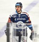 Marek Kalus z Vítkovic - 38. kolo Tipsport Extraligy HC VÍTKOVICE RIDERA - HC Olomouc, 22. ledna 2021 v Ostravě.