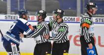 Jan Hruška z Vítkovic - 38. kolo Tipsport Extraligy HC VÍTKOVICE RIDERA - HC Olomouc, 22. ledna 2021 v Ostravě.