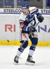 Nicolas Werbik z Vítkovic - 38. kolo Tipsport Extraligy HC VÍTKOVICE RIDERA - HC Olomouc, 22. ledna 2021 v Ostravě.