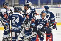 Vladimír Svačina z Vítkovic - 38. kolo Tipsport Extraligy HC VÍTKOVICE RIDERA - HC Olomouc, 22. ledna 2021 v Ostravě.