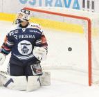 Miroslav Svoboda z Ostravy - 24. kolo Tipsport Extraligy HC VÍTKOVICE RIDERA - HC DYNAMO PARDUBICE, 4. prosince 2020 v Ostravě.