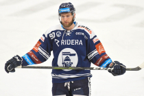 Martin Dočekal z Vítkovic - 35. kolo Tipsport Extraligy HC VÍTKOVICE RIDERA - HC ŠKODA PLZEŇ, 15. ledna 2021 v Ostravě.