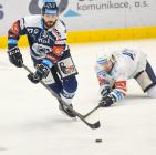 Rastislav Dej z Vítkovic - 35. kolo Tipsport Extraligy HC VÍTKOVICE RIDERA - HC ŠKODA PLZEŇ, 15. ledna 2021 v Ostravě.