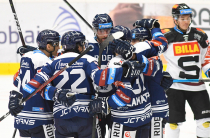 17. kolo Tipsport Extraligy HC VÍTKOVICE RIDERA - HC Sparta Praha, 13. listopadu 2020 v Ostravě.