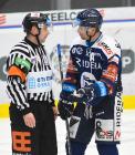 Jan Hruška z Vítkovic - 36. kolo Tipsport Extraligy HC VÍTKOVICE RIDERA - PSG Berani Zlín, 17. ledna 2021 v Ostravě.