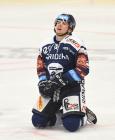 Petr Fridrich z Vítkovic - 36. kolo Tipsport Extraligy HC VÍTKOVICE RIDERA - PSG Berani Zlín, 17. ledna 2021 v Ostravě.