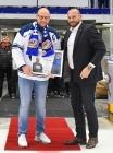 Petr Celerin a Roman Šimíček - 12. kolo Tipsport Extraligy HC VÍTKOVICE RIDERA - HC Litvínov, 8. října 2021 v Ostravě.
