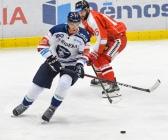 Lukáš Kovář z Vítkovic - HC VÍTKOVICE RIDERA - HC Olomouc, Letní hokejové hry 2021, 24. srpna 2021 v Ostravě.