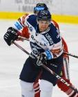 Marek Kalus z Vítkovic - HC VÍTKOVICE RIDERA - HC Olomouc, Letní hokejové hry 2021, 24. srpna 2021 v Ostravě.