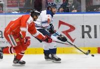 Rastislav Dej z Vítkovic - HC VÍTKOVICE RIDERA - HC Olomouc, Letní hokejové hry 2021, 24. srpna 2021 v Ostravě.