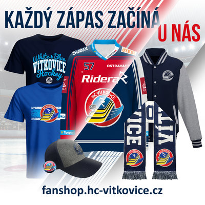 Vítkovický Fanshop